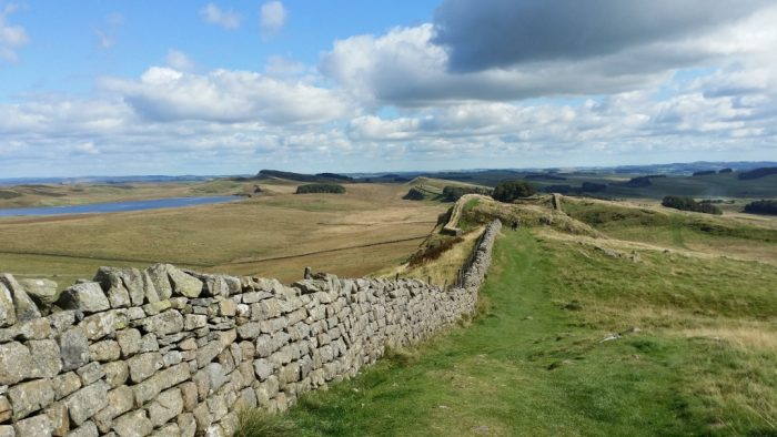 Hadrian's Wall self guided walking