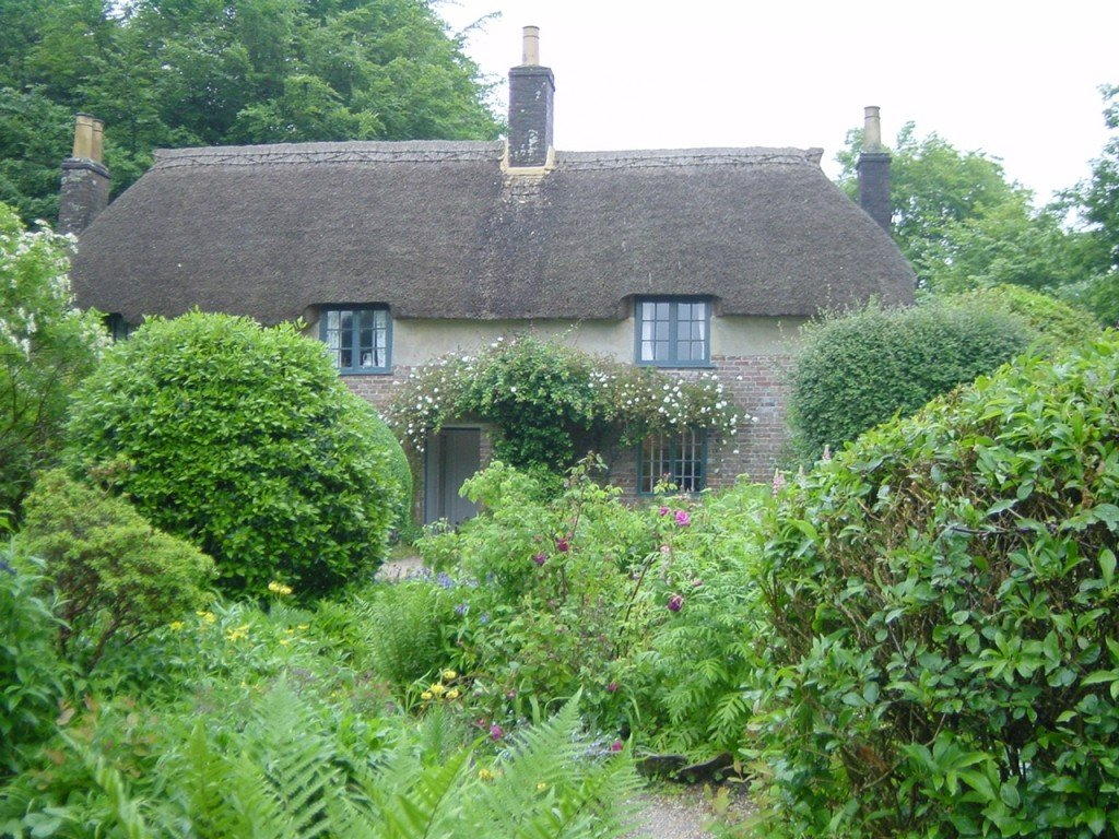 Hardys-Cottage, Hardy's Wessex