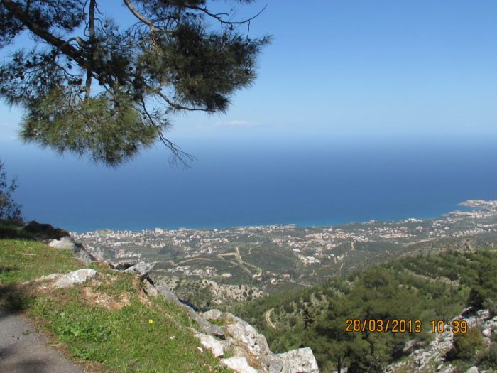 North Cyprus walking holiday - authentic Mediterranean