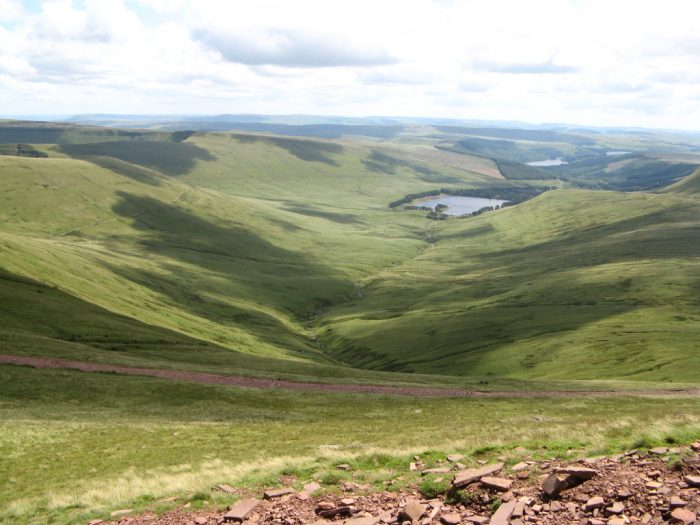 Splendid Brecon Beacons Wales