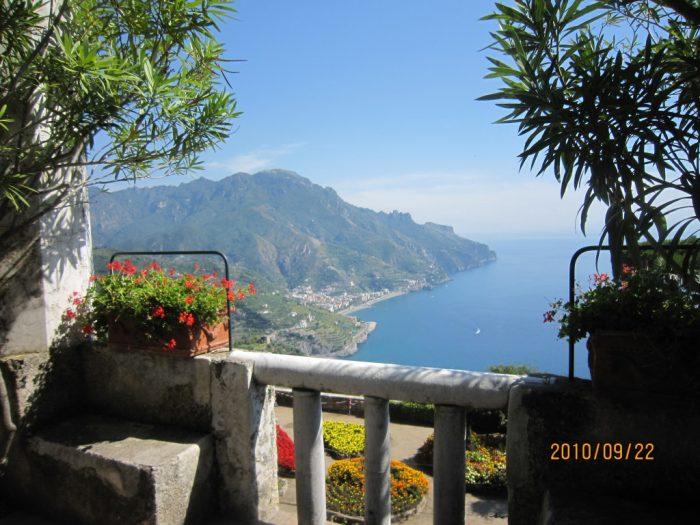 Stunning Amalfi Coast Italy