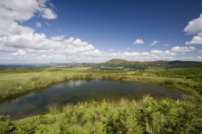 Tranquil Shropshire Hills